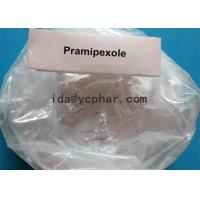 Buy cheap High Purity White Powder CAS 104632-26-0 Pramipexole For Bodybuilding from wholesalers