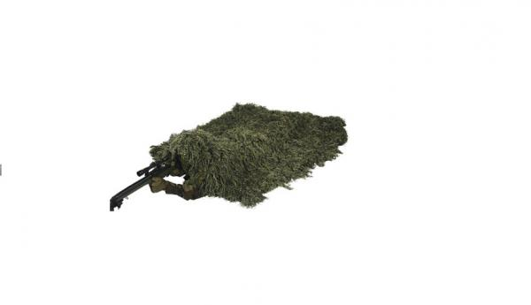 Buy Ghillie Blind Cover Light Weight Synthetic Military Tactical Woodland Camo Ghillie Blind at wholesale prices