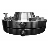 Buy cheap Asme B16.36 600 Lb A350 Lf2 Class 2 Weld Neck Orifice Flange With Jack Screw from wholesalers