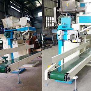 Quality 1000bags/H Fertilizer Weaving Bag Automatic Bagging Equipment for sale