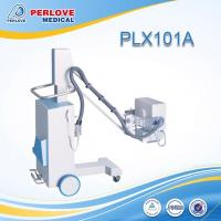 Quality Best choice mobile 50mA Xray equipment PLX101A for sale