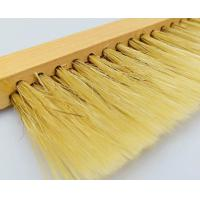 Quality Double Rows Wooden Handle Plastic Hair Bee Brushes For Beekeeping for sale