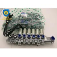 Quality 20Y-60-31212 Komatsu Excavator Parts Stainless Steel Oil Solenoid Valve Durable for sale