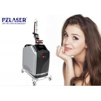 Buy cheap PZ LASER Best qswitch nd yag laser picolaser machine for tattoo removal from wholesalers