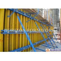 Quality Shear Wall Formwork Systems , Vertical Concrete Wall FormworkI Joist Beam for sale