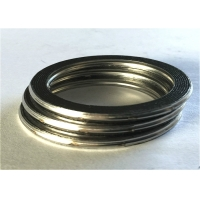 Quality ISO9001 Tetrafluoro Rubber Composite Exhaust O Ring Gasket DN15 for sale