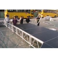 Buy cheap Catwalk Adjustable Motorized Stage Rotating Platform Aluminum 1220×1220 mm from wholesalers