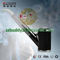 Buy cheap BUDDY stylish electronic cigarette e pipe with e-cigarette wholesale distributor from wholesalers