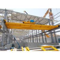 Buy cheap LH10t-16.5m Double Girder Overhead Crane And Heavy Weight Strength from wholesalers