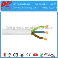 China 300/500V 3 core 6mm flexible cord on sale