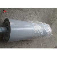 Buy cheap Heat resistant Conveyors Belt Idler For Clinker Steel Pipe Rollers from wholesalers