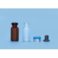 Quality Biologics USP Neutral 50CC ISO83621 Injection Glass Vials for sale