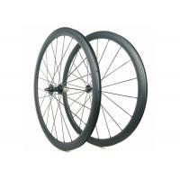 Quality R33 Light Weight  Carbon Road Bicycle Wheels 38MM Clincher Toray 700 Cycling for sale