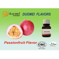Quality Nature Obvious Pulp Milk Flavour Powder Passion fruit Flavor In Food for sale