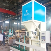 Buy cheap 3KW 1000bags/Hour Grain Packing Machine With 3m belt Conveyor from wholesalers
