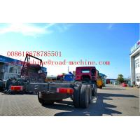 Quality HOWO7 4x4 All Wheel Drive Tractor Heavy Duty Trucks With single bed EuroIII for sale