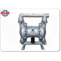 Buy cheap High Pressure Pneumatic Diaphragm Pump QBY Series Stainless Steel Zero Leaking from wholesalers