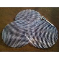 Buy cheap Stainless Steel Mesh for Wet Type Intensity Magnetic Separator Electromagentic from wholesalers