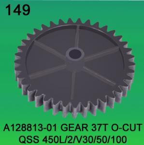 Quality A128813-01 GEAR TEETH-37 O-CUT FOR NORITSU qsf450L,2,V30,V50,V100 minilab for sale