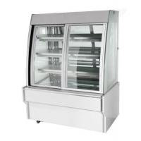 China Commercial Cafe / Supermarket Cake Display Freezer on sale