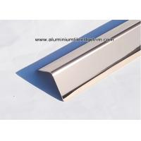 Quality Mirror Effect Rose Gold Stainless Steel Wall Corner Guards For Commercial Buildings for sale