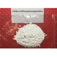 Buy cheap 99% Pharmaceutical Intermediate 1-N-Boc-4-(Phenylamino)piperidine CAS: 125541-22 from wholesalers