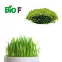 Buy cheap Pure Nature Wheat Grass Juice Powder For Vitamins 5:1 Purifying Liver from wholesalers