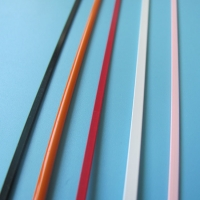 Quality PET Coated Steel Oval 0.05mm Polymer Coated Wire For Automobiles for sale