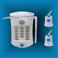 Quality Automatic Emergency telephone Autodial Help Elderly medical alarm systems with two buttons for sale