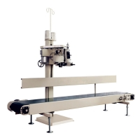 Quality Height Adjustable 50HZ Industrial Sewing Machine For Tobacco for sale