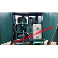 Quality Super High Voltage Transformer Oil Processing Equipment, Oil Clean System for 400KV to 700 for sale