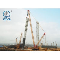 Quality Road Equipment CVXGC28000 2000 Tons  0.8km/H Telescopic Boom Crane for sale