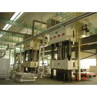 Quality Straight Side / Four-Column Servo Motor Driven Hydraulic Moulding Press for non-metal materials for sale