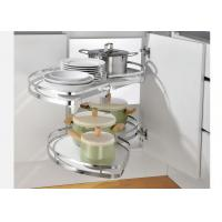 Buy cheap Magic Corner Swing Tray Series Pull Out Wire Basket for Kitchen Cabinets from wholesalers