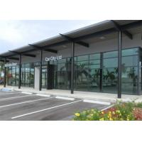 Quality Long Life Automobile Car Sales Showroom Quick Construction Good Appearance for sale