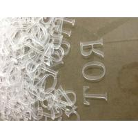 Quality Laser Cut Acrylic Alphabet Transparent Small Acrylic Letters for sale