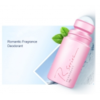 Quality Screen Printing 50ml 75ml Perfume Deodorant Container for sale