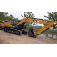 Quality Double Drum Hydraulic Crawler Excavator Vibratory Road Rollers Yellow for sale