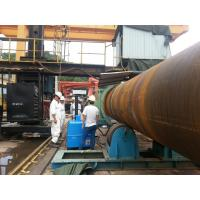 China 80Kw Preheating Induction Hardening Machine For Structural Steel Tube to 300°F on sale