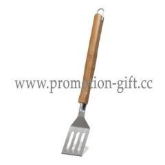 Buy Grill Master Lighted Bamboo Spatula at wholesale prices