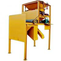 Quality Two rolls dry type magnetic separator for sale