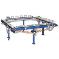 Pneumatic mesh-stretcher