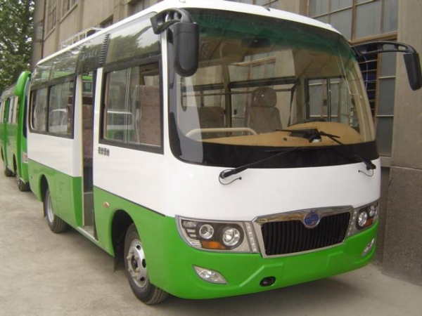 Buy LS6601 city bus new model for sale at wholesale prices