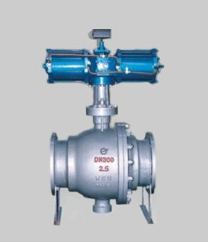 Buy MQ647AF Pneumatic Discharge ball valve at wholesale prices