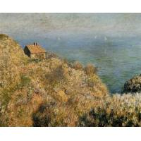 Quality Impressionist(3830) The_Fisherman-s_House_at_Varengeville for sale