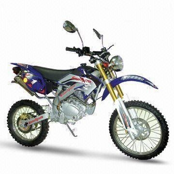 Buy EEC & COC Approved Dirt Bike 125-D at wholesale prices