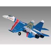 Quality |Airplanes>>Ducted-Fan-Airplanes>>Su-27WarriorBrushless for sale