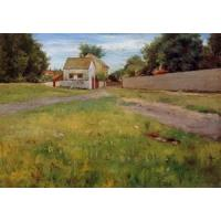 Quality Impressionist(3830) Brooklyn_Landscape for sale