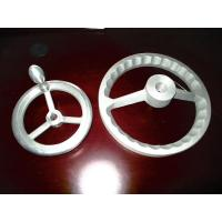 Aluminum Sand Casting Handle Wheel