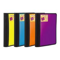 Quality RING BINDERS & CLIPS 3-RING ZIPPER FOLIO for sale
